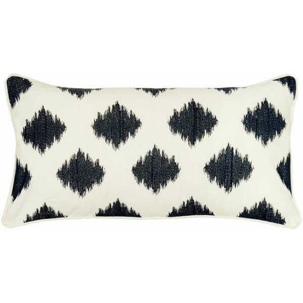 Getchell 100% Cotton Lumbar Pillow by Mercury Row
